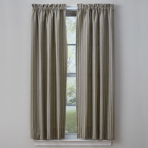 Park Designs Dover' Curtain Panels, Pair - 72Wx63L