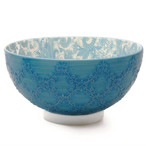 Trellis Serving Bowl, 8