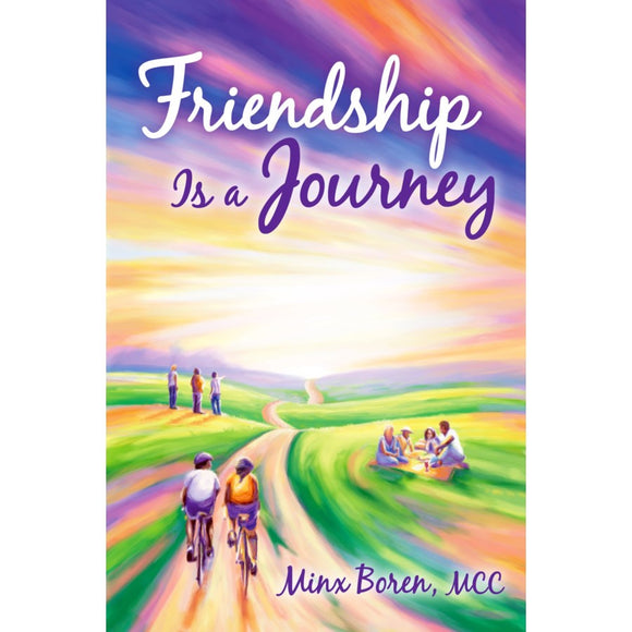 Book, Friendship Is A Journey