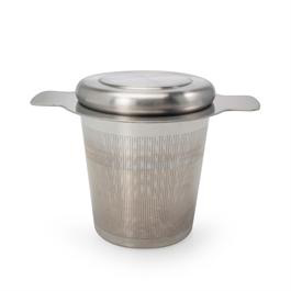 Ch'a Infuser With Lid, SS