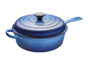 3.6 L Covered Saute Pan, Blueberry