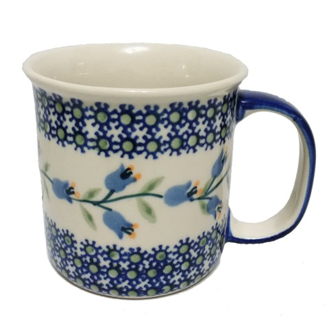 13oz Canadian Mug, Trailing Lily