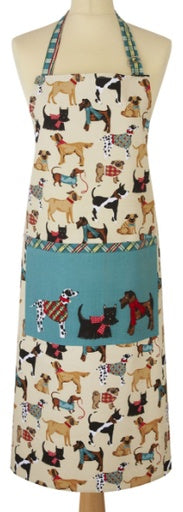 Ulster Weavers UK Cotton Apron, Hound Dog