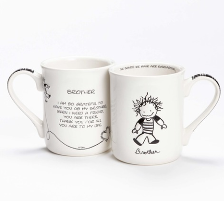 C I L Mug - Brother 16oz