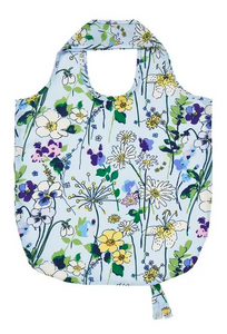 Ulster Weavers UK Roll-Up Bag, Wildflowers