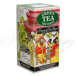 Green Tea, 30 Teabags in Foil