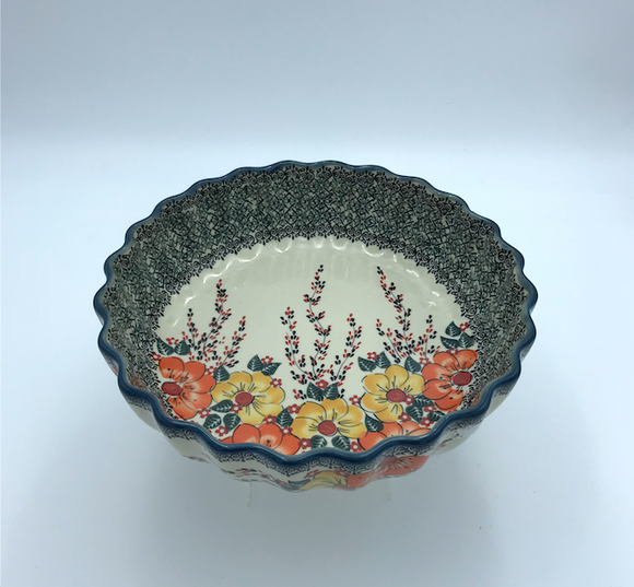 Fluted Pie / Quiche Dish, 10.5x2.75