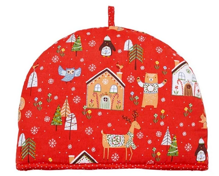 Ulster Weavers UK Tea Cosy, Festive Friends
