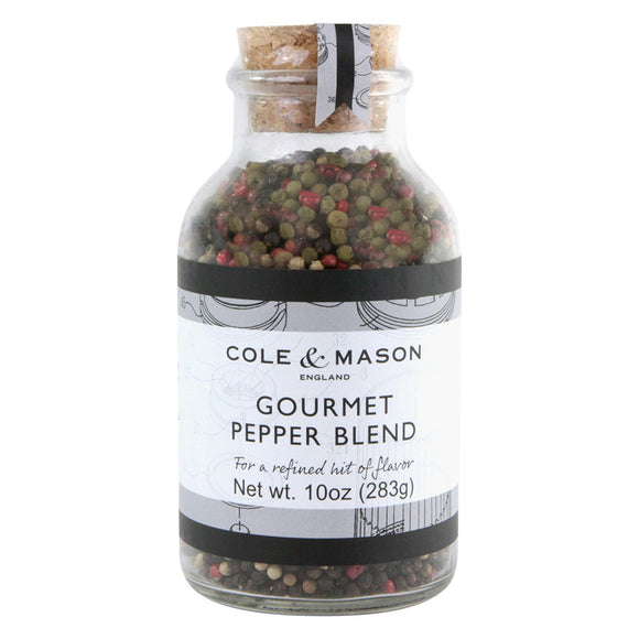 Cole & Mason Gourmet Pepper Blend, 10oz