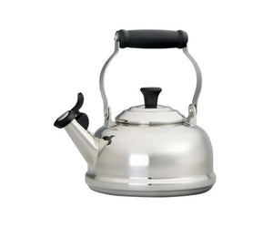 1.7 L Classic Whistling Kettle, Stainless Steel