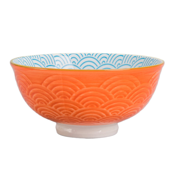Wave Footed Bowl, 4.75
