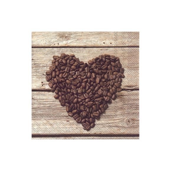 Lunch Napkin - Coffee To Love