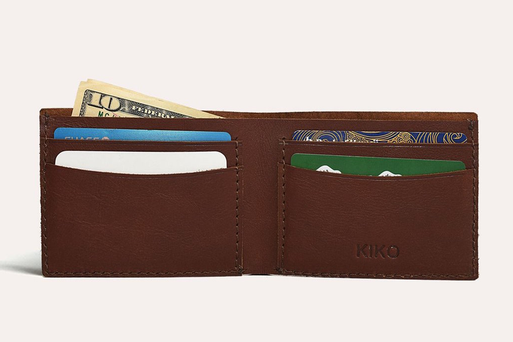 The Classic Twist Wallet