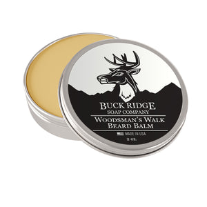 Woodsman's Walk Beard Balm