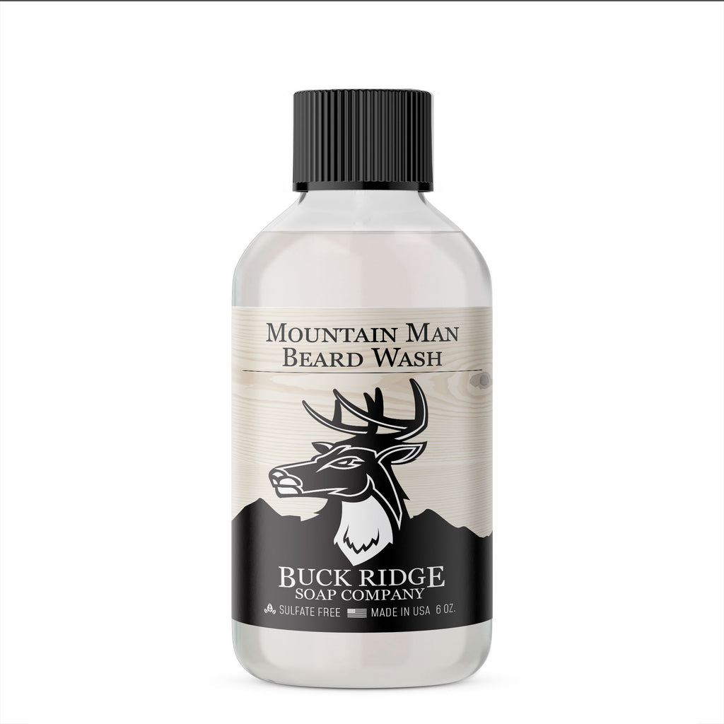 Buck Ridge Mountain Man Beard Wash