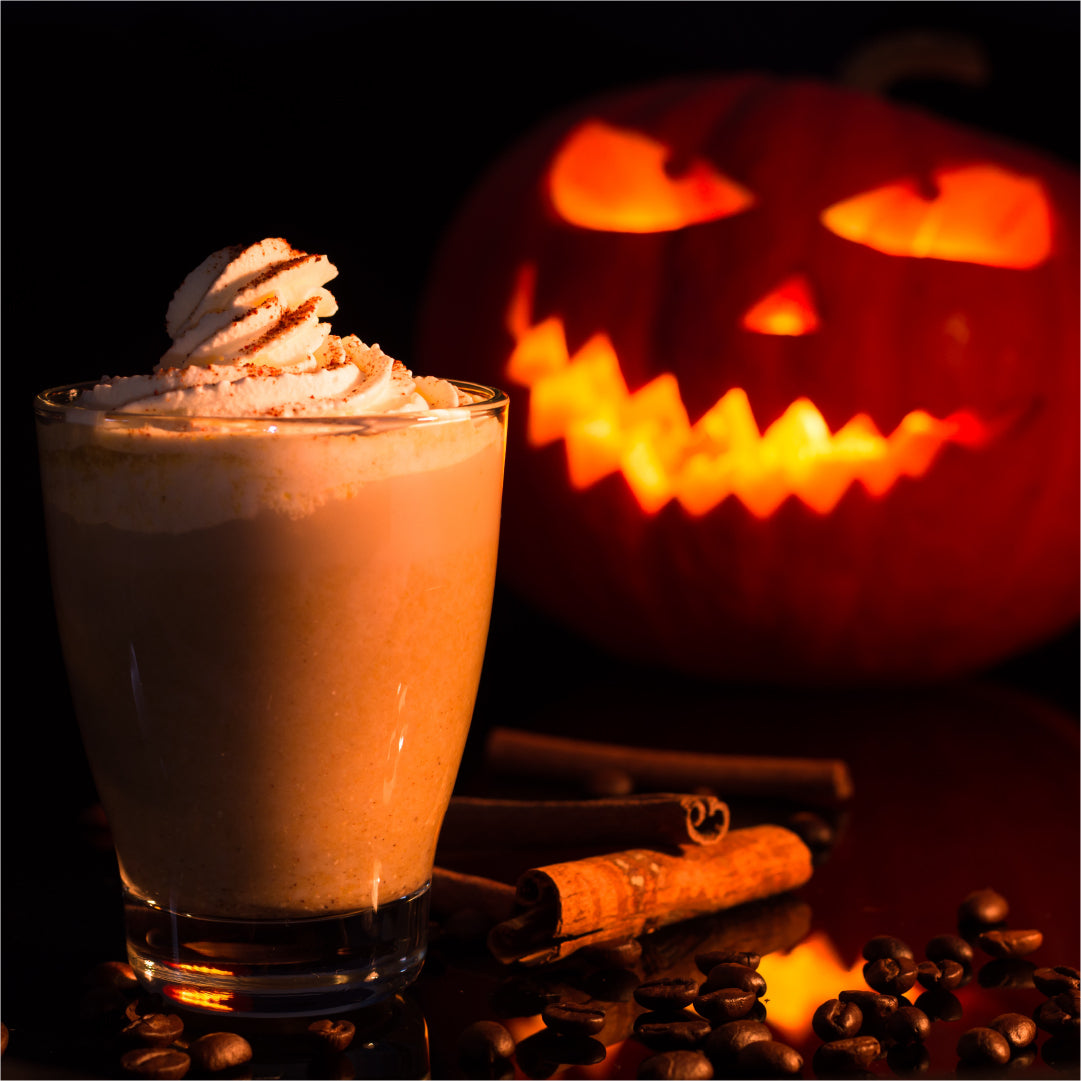 7 Best Halloween Recipes with Coffee - Coffee Life, a blog by EspressoWorks