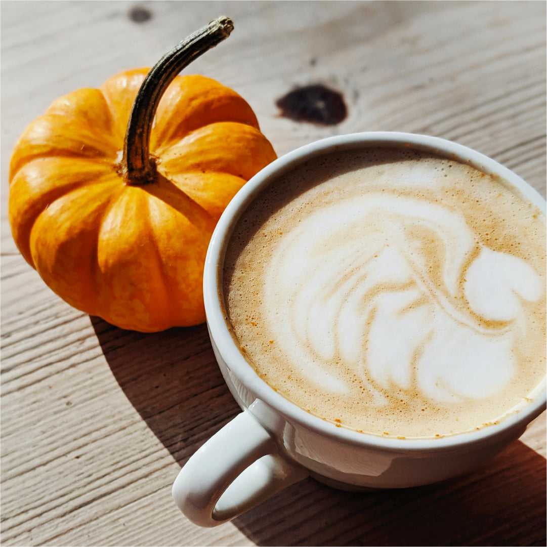 How to Make a Pumpkin Spiced Latte - Coffee Life by EspressoWorks