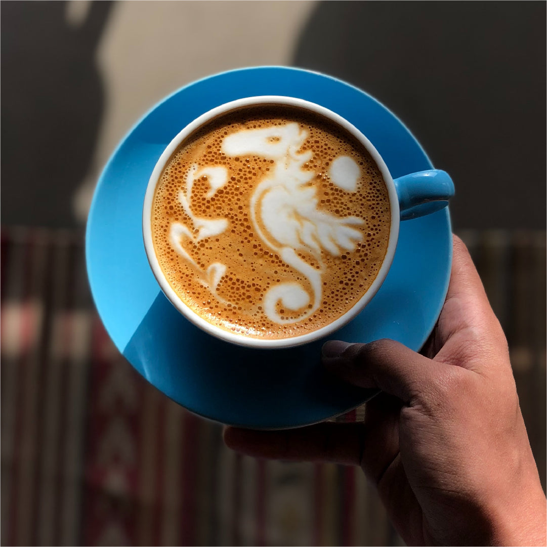 How to Make Eye-Catching Latte Art - Coffee Life by EspressoWorks