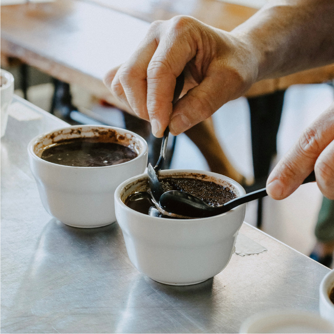 A step-by-step guide to Coffee Cupping - Coffee Life by EspressoWorks
