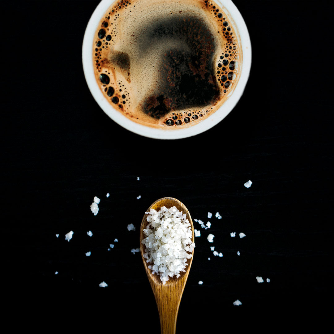 Salt In Coffee - Does It Really Taste Better? - Coffee Life, by EspressoWorks