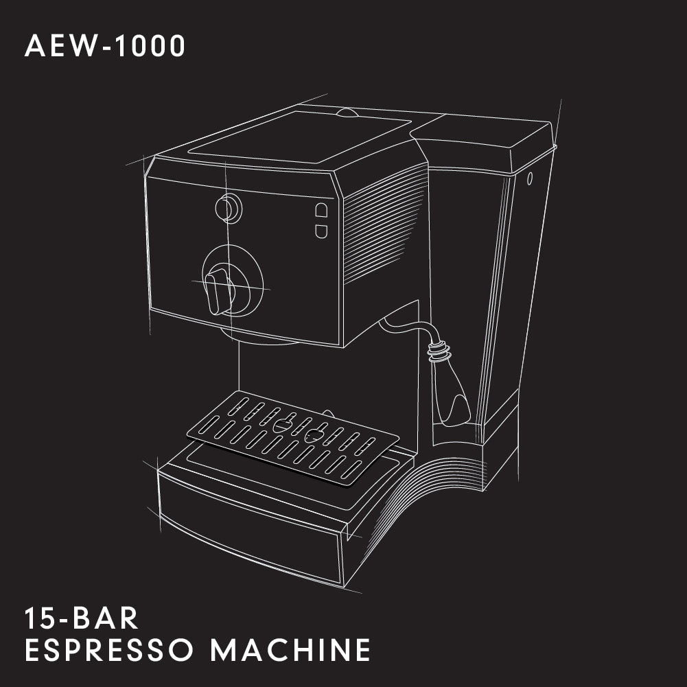 Troubleshoot the EspressoWorks 15-bar Espresso Machine