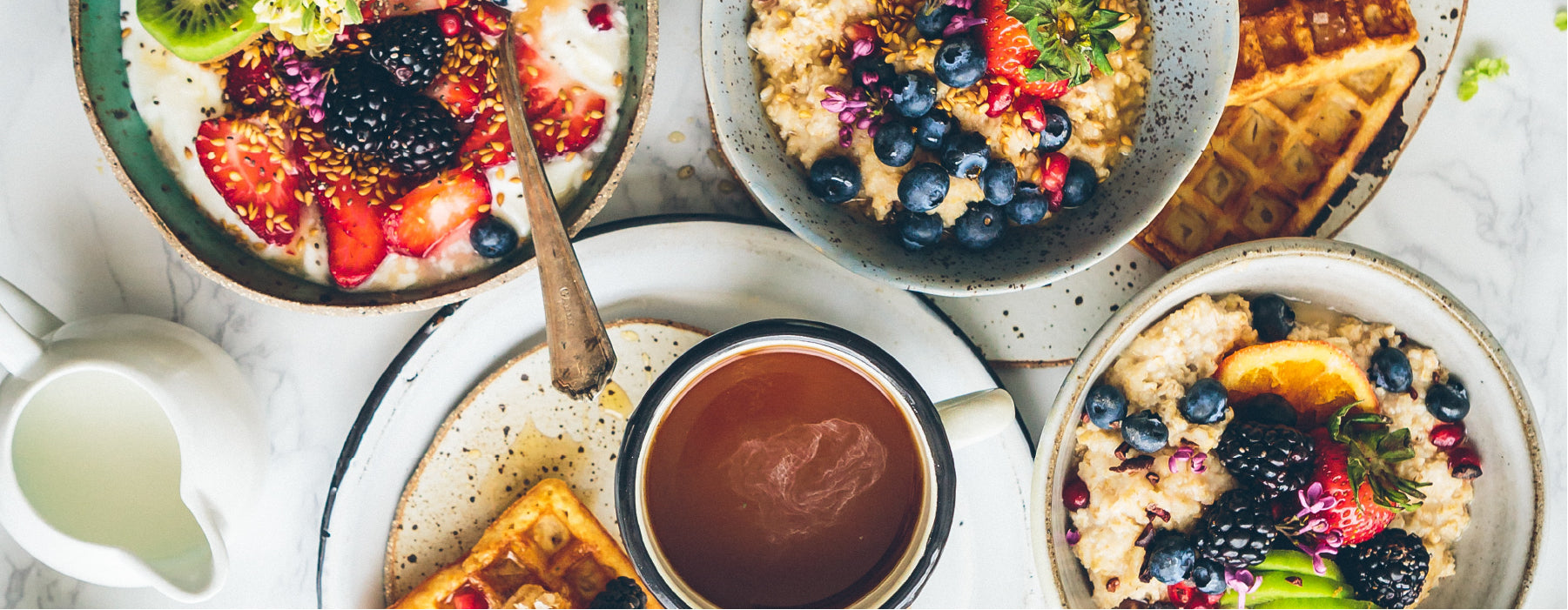 Delicious Foods That Go Well With Coffee - Coffee Life, a coffee blog by EspressoWorks