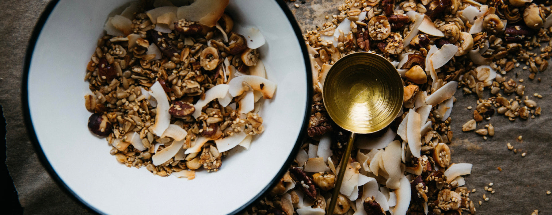 Gluten Free Coffee Granola Recipes to Try Today  - Coffee Life by EspressoWorks