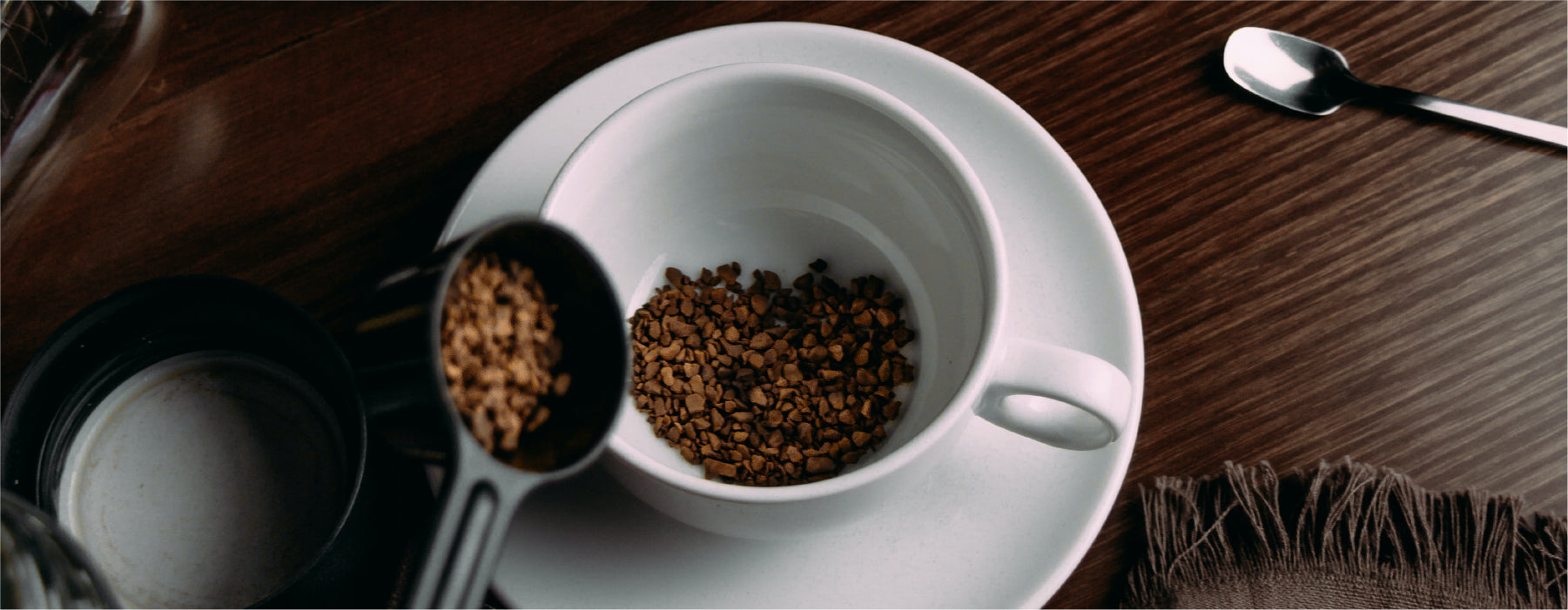 The Best Things Don't Come Easy: Why Instant Coffee Is Bad For You - Coffee Life blog by EspressoWorks
