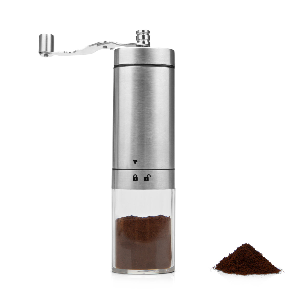 EspressoWorks Manual Coffee Burr Grinder