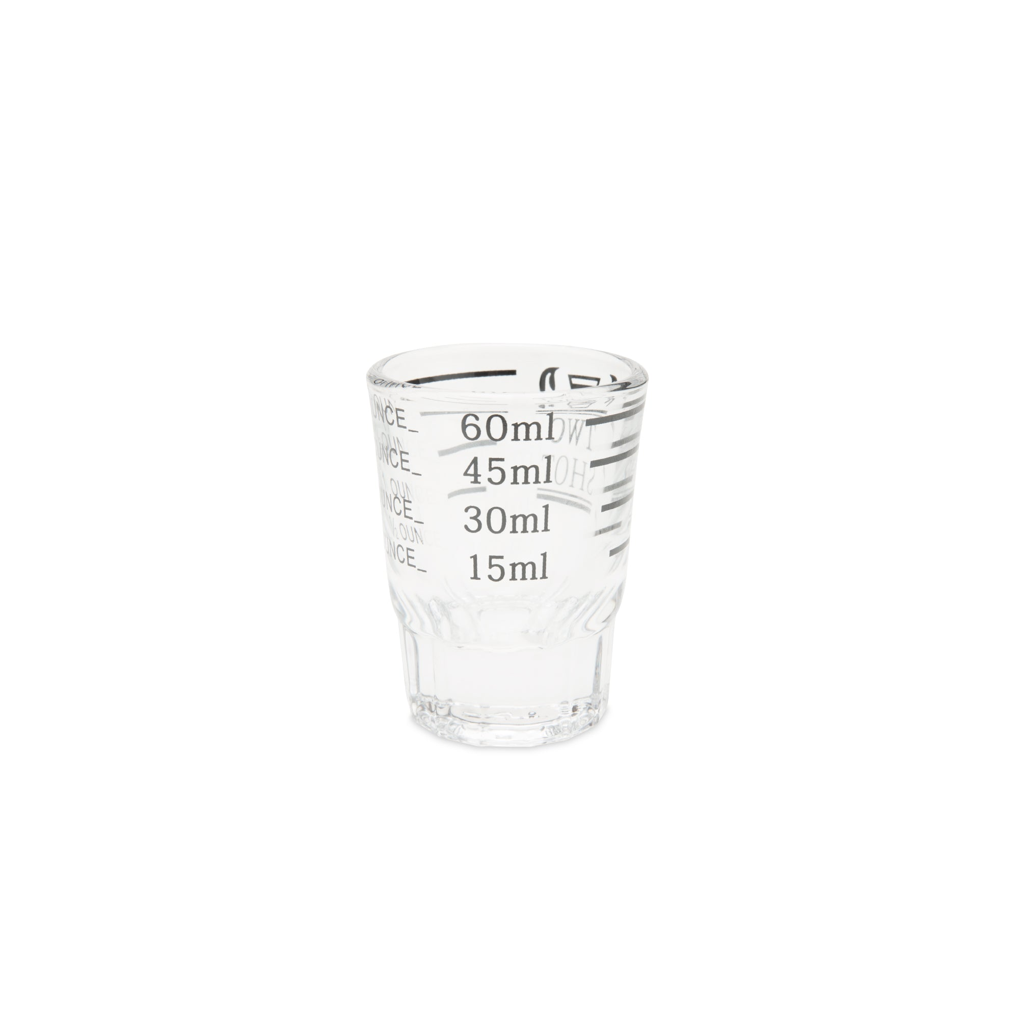 EspressoWorks Measuring Glass