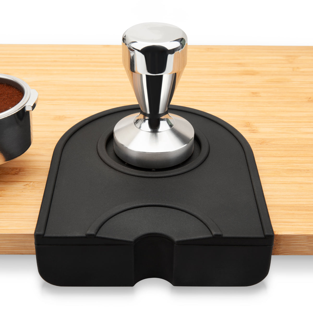 EspressoWorks Silicone Coffee Tamper Mat