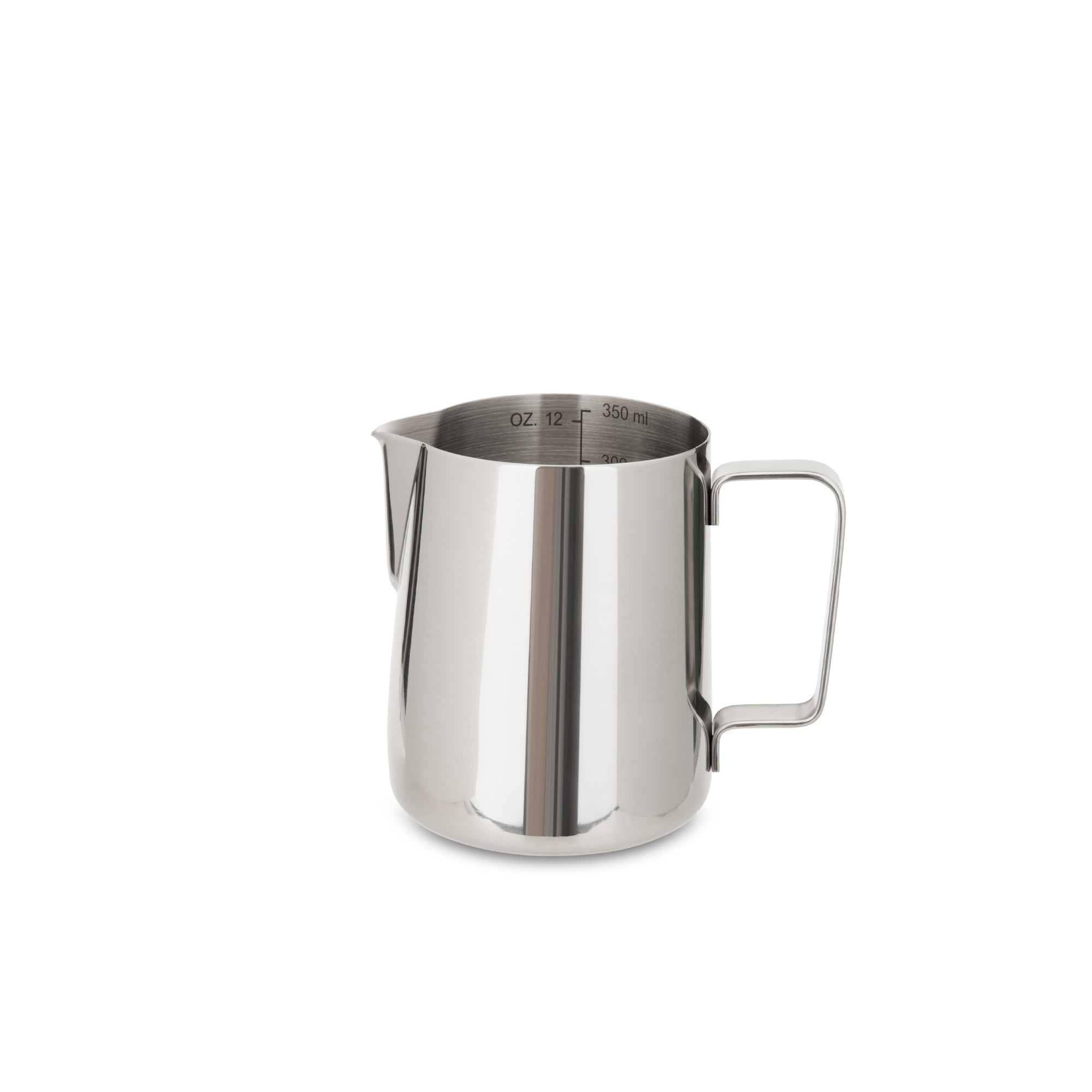 EspressoWorks Stainless Steel Milk Frothing Jug - Stainless Steel (350ml)
