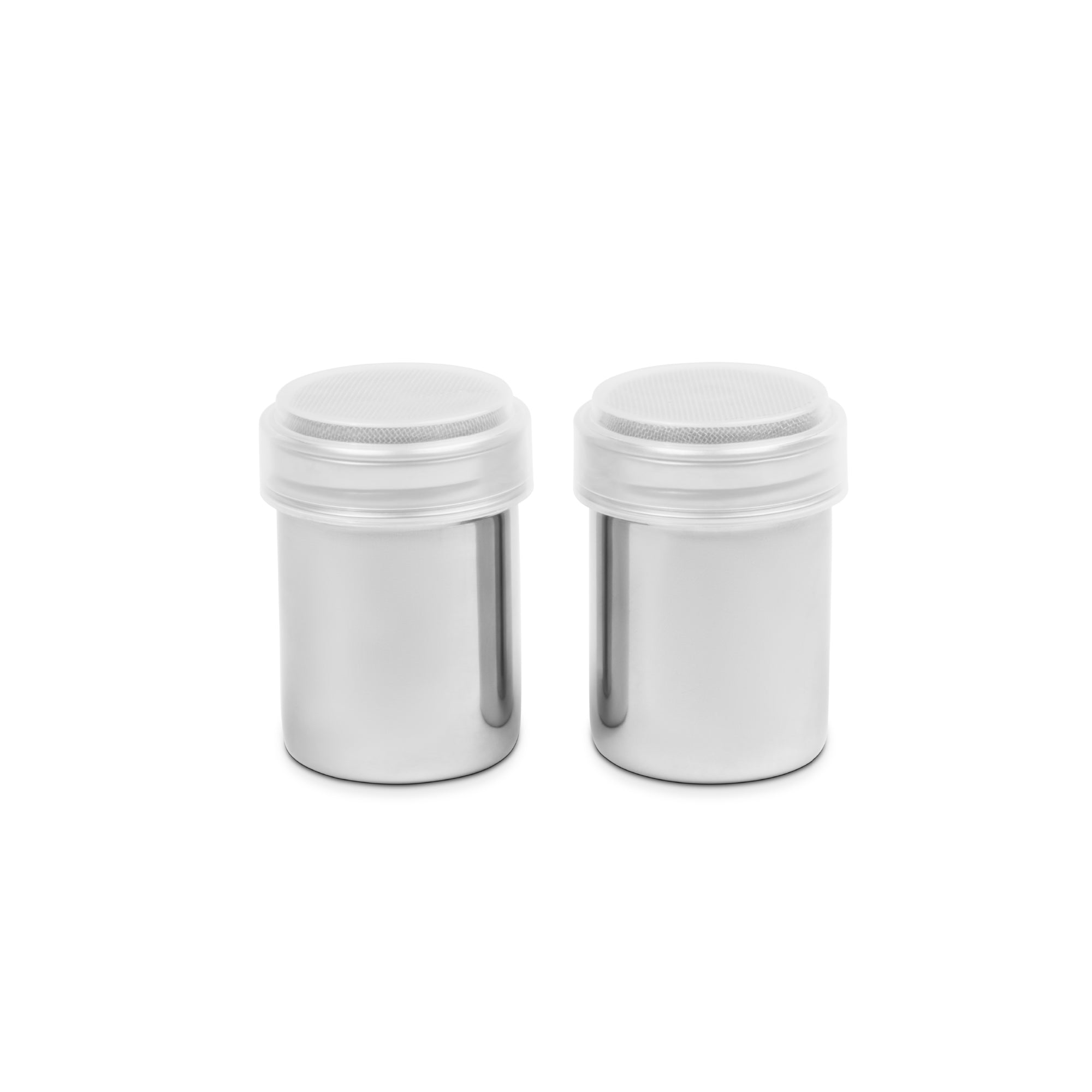 EspressoWorks Powder Shakers Stainless Steel