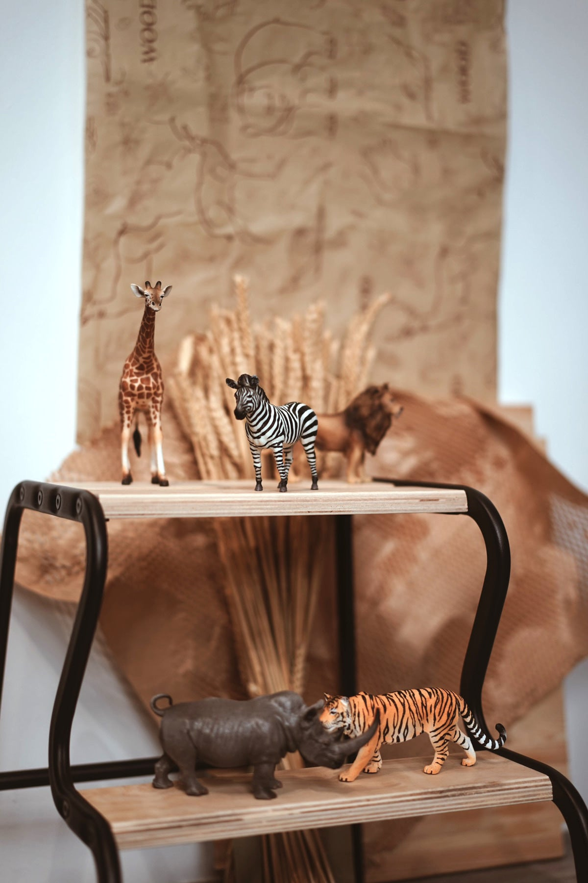 Wildlife Set - 5pcs