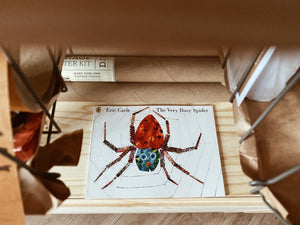 Open image in slideshow, The Very Busy Spider by Eric Carle