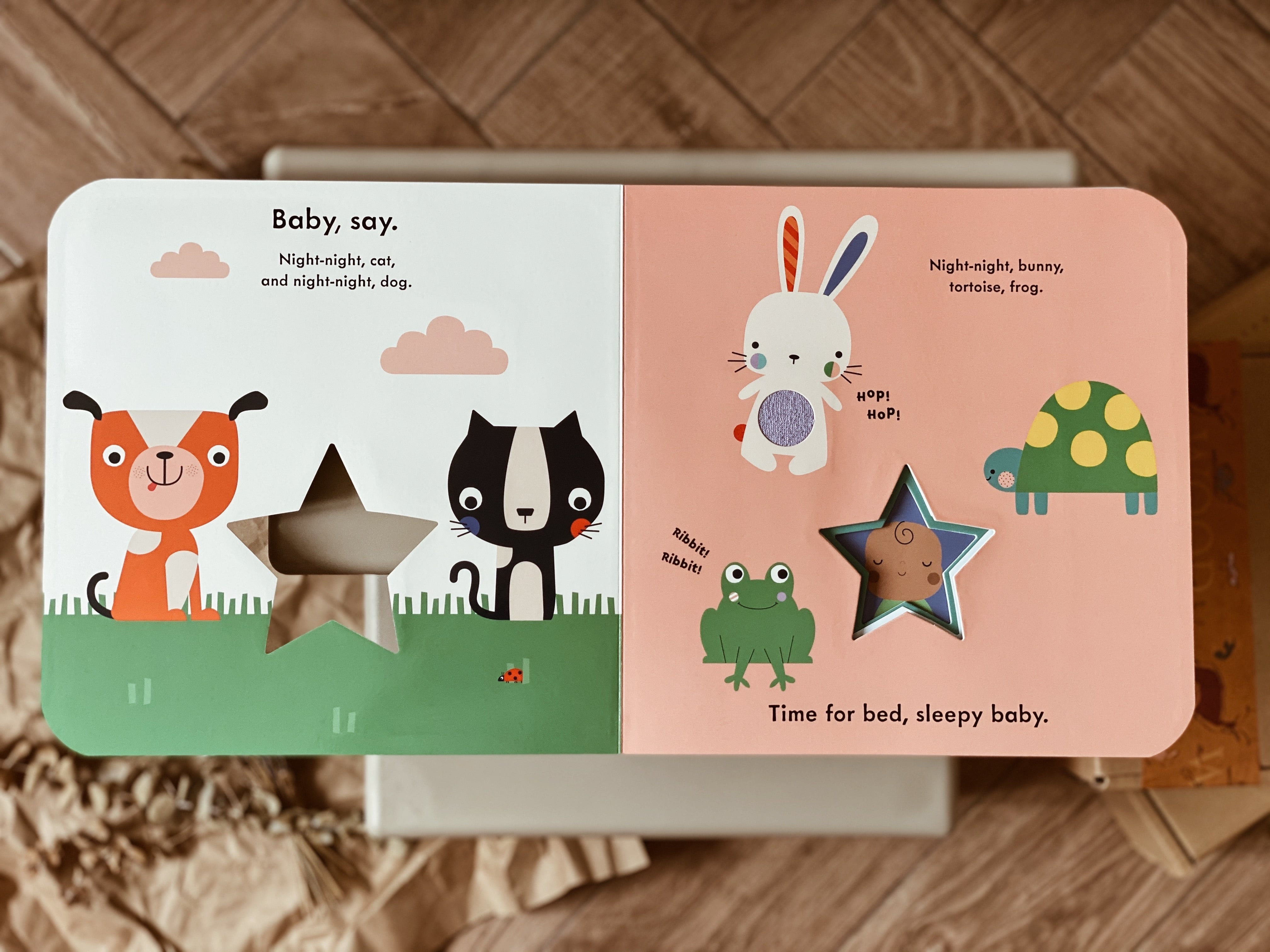 Baby Touch Books