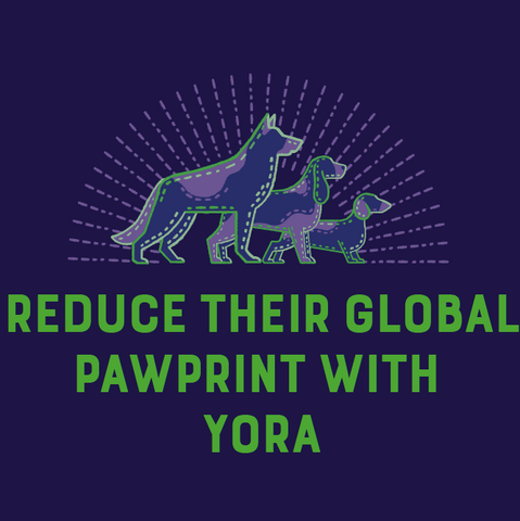 Reduce their global pawprint with Yora