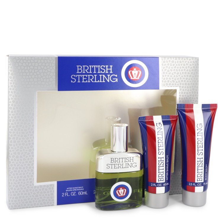 British Sterling Gift Set By Dana
