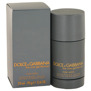 The One Gentlemen Deodorant Stick By Dolce & Gabbana