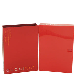 Gucci Rush Eau De Toilette Spray By Gucci