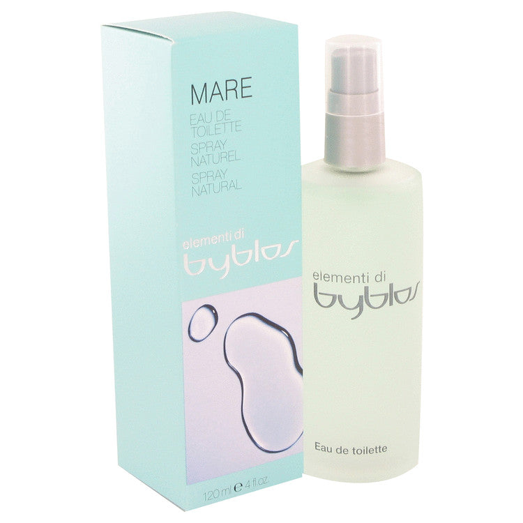 Byblos Mare Eau De Toilette Spray By Byblos