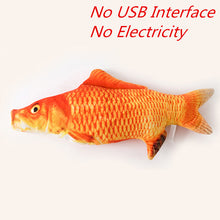 Load image into Gallery viewer, Cat Toy Electric USB Charging Simulation Fish Toys