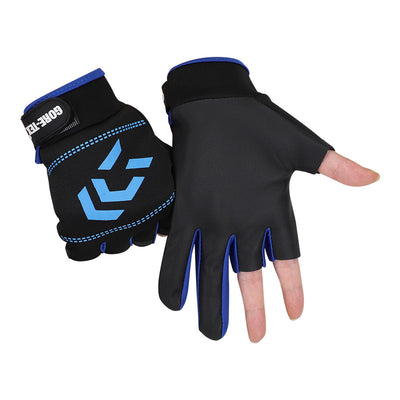 1 Pair Fishing Gloves Men Women Outdoor Fishing