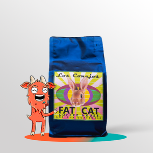 Fat Cat Coffee House - Natural - Blend