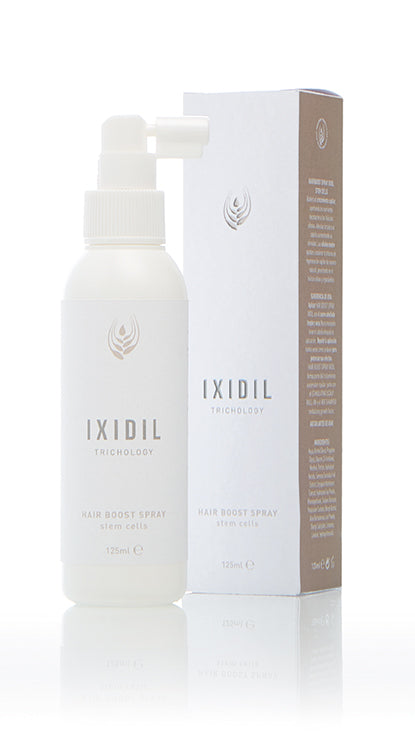 HAIR BOOST SPRAY IXIDIL steam cells