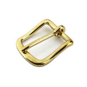 Z1 13-38mm Inner Width Solid Brass Pin Buckle Belt End Bar Heel For Bag Jeans Webbing Collar Strap Diy Leather Craft Accessories