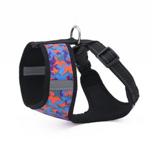 将图片加载到图库查看器,8.2 1 360 Degree Protective Dog Harness Breathable Polyester Harness for Small/Medium Dogs Pitbull Dog Supplies Pet Products