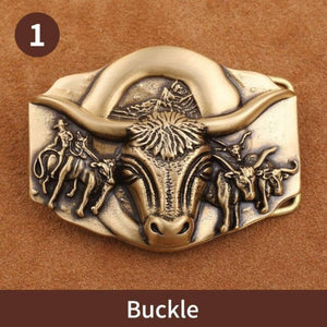 1 Solid brass Punk Style Indian Motorcycle 3D Belt Buckle Western Cowboy Jeans Accessories Mens Cool Motor Chains Vintage Buckles