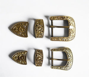 7.1 35/40mm Solid Brass High Quality Carved Pin Belt Buckle Head Jeans Accessories DIY Hardware Decor Belt Leather Craft accessories