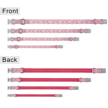 Load image into Gallery viewer, 91 Nylon Personalised Dog Collar Custom Engraved Small Medium Large Dogs Puppy Pet